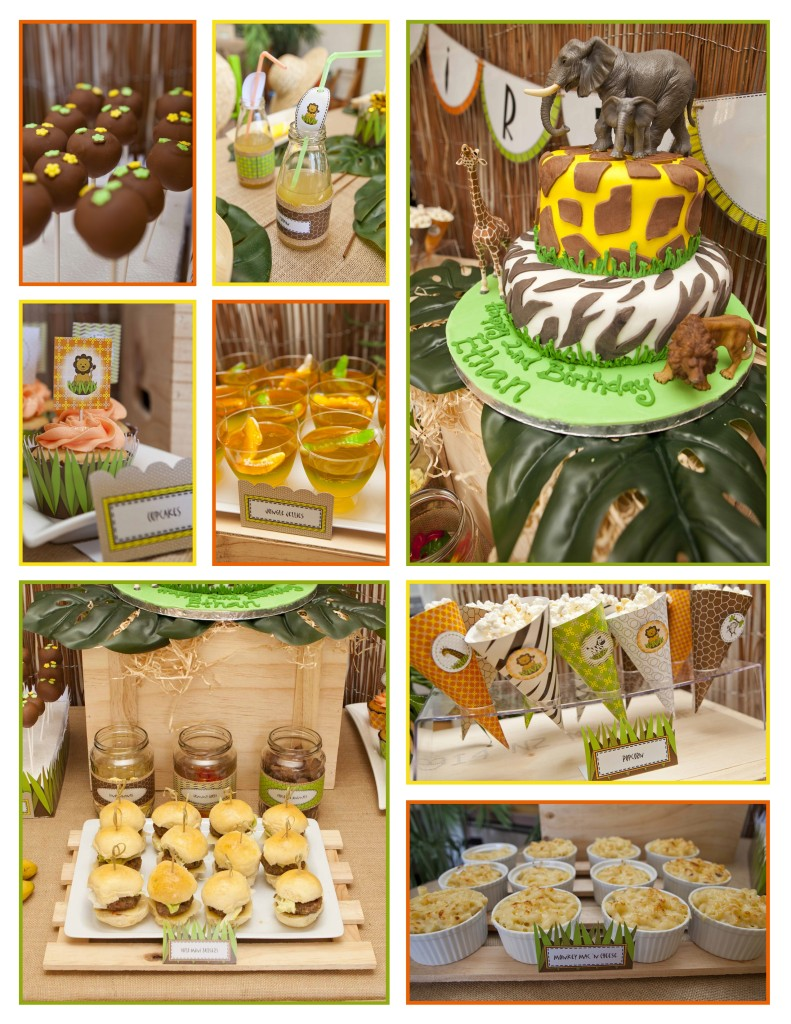 Jungle Safari Birthday Party As You Wish Events