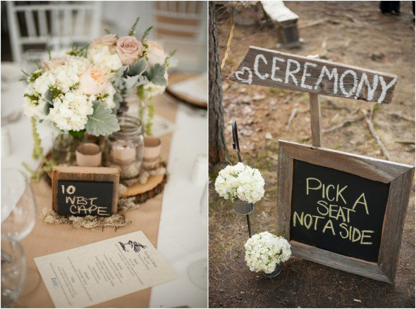 Nz wedding decor trends for summer 2014 15 as you wish events decorations for a rustic wedding 590x439 junglespirit Gallery